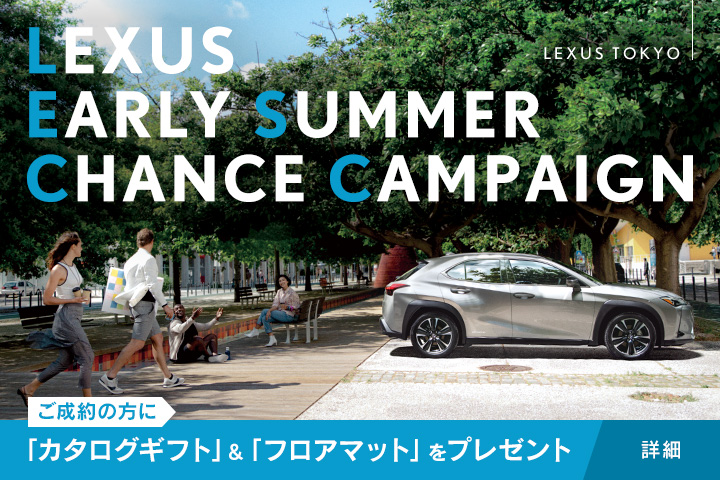 EARLY SUMMER CHANCE CAMPAIGN